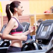 running treadmill pinterest